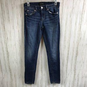 Joe Fresh Stretch Skinny Jeans Medium Wash D